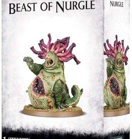Games Workshop Beast of Nurgle