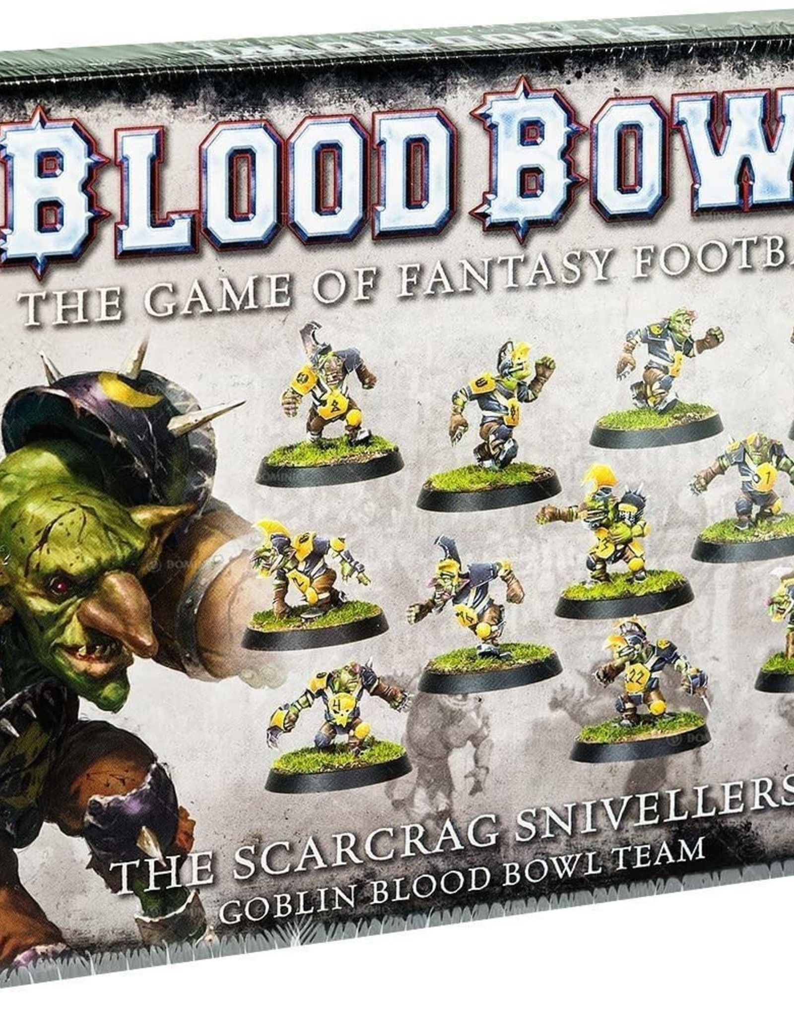 Games Workshop Blood Bowl: Scarcrag Snivellers