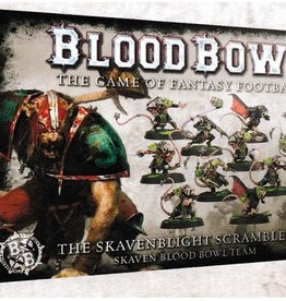Games Workshop Blood Bowl: Skavenblight Scramblers