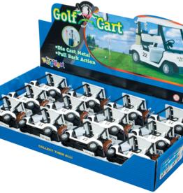Toysmith Golf Cart