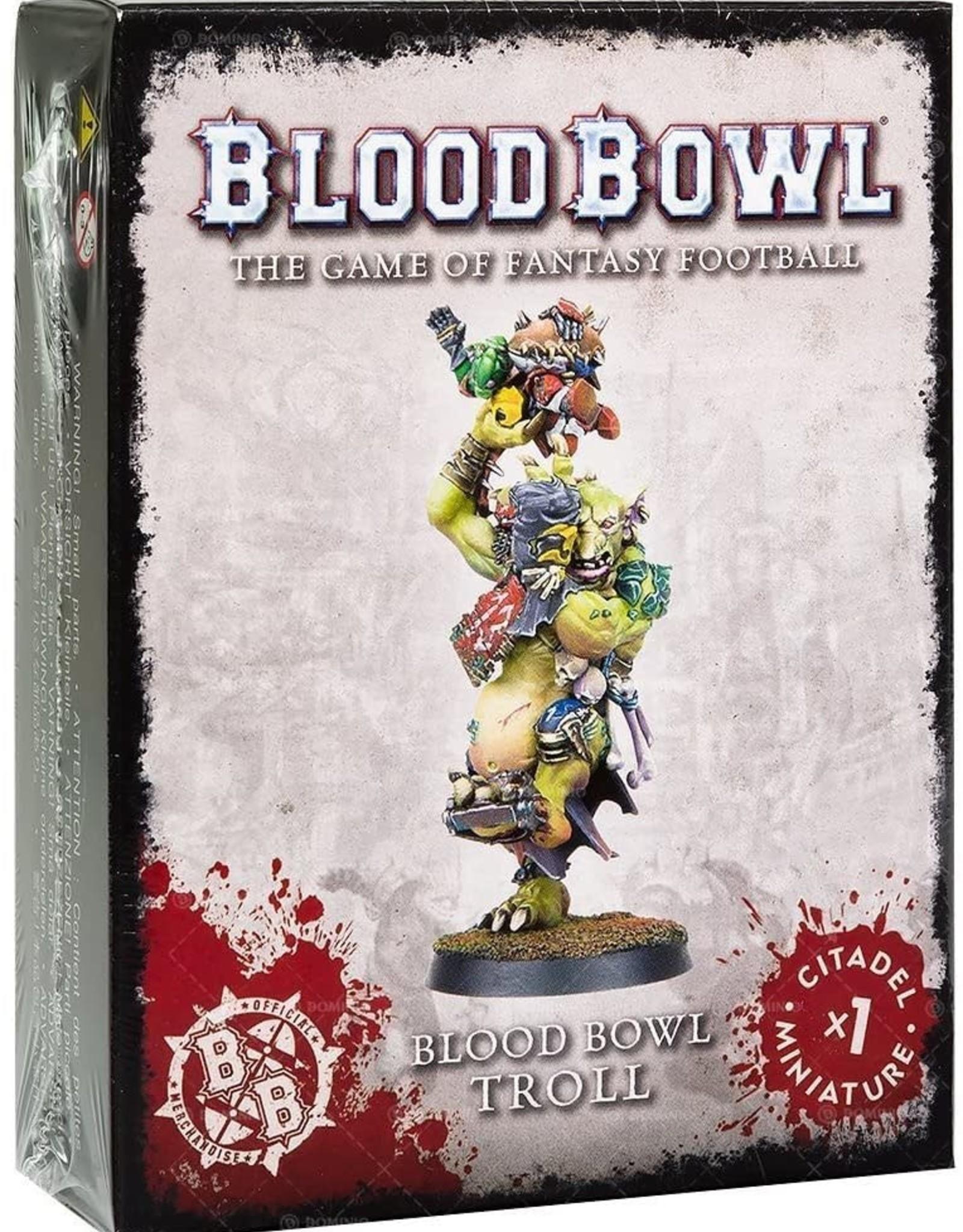 Games Workshop Blood Bowl: Troll