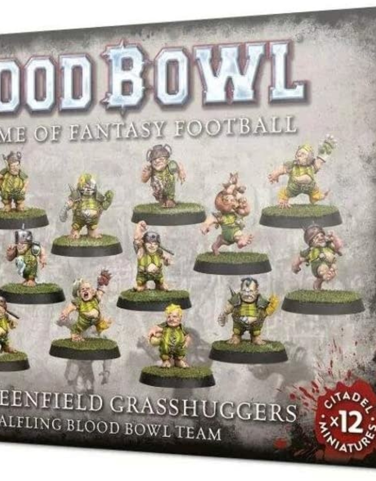 Games Workshop Bloodbowl: The Greenfield Grasshuggers