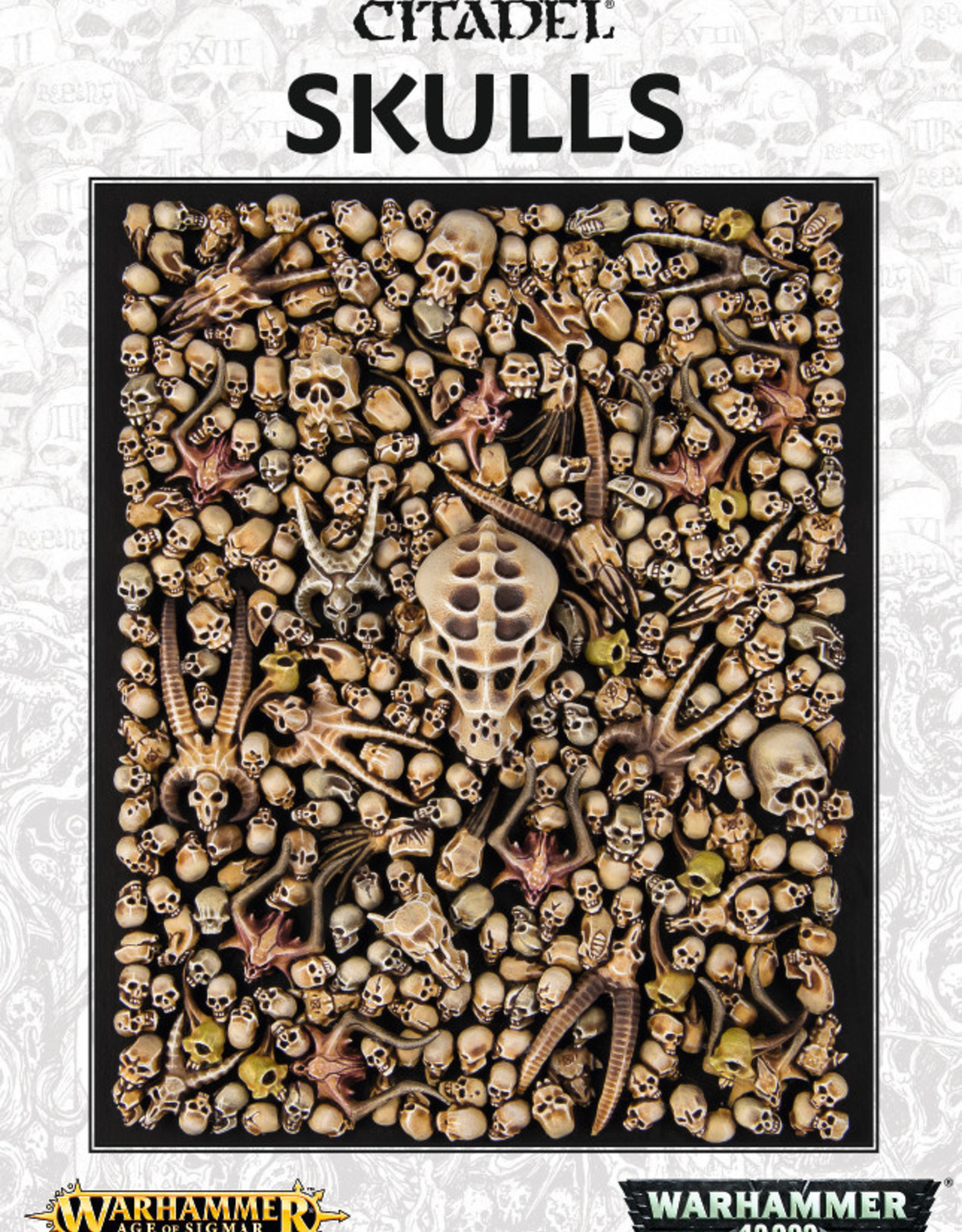 Games Workshop Citadel: Skulls