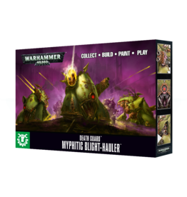 Games Workshop Easy to Build: Myphitic Blight-Hauler