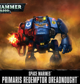 Games Workshop Easy to Build: Primaris Redemptor Dreadnought