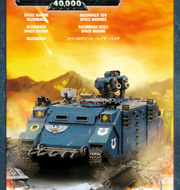 Games Workshop Space Marine Razorback