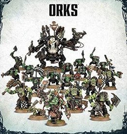 Games Workshop Start Collecting: Orks