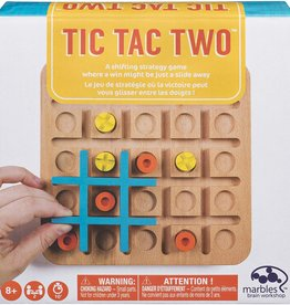 Marbles Tic Tac Two