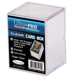 Ultra PRO Deck Box 2pc 150ct