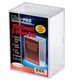 Ultra PRO Deck Box 2pc 250ct