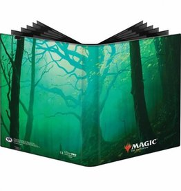 Ultra PRO Binder 9pkt MtG Land Forest