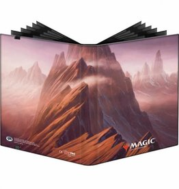 Ultra PRO Binder 9pkt MtG Land Mountain