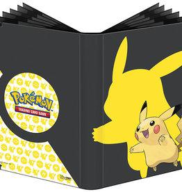 Ultra PRO Binder: 9pkt Pikachu