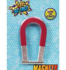 Toysmith Metal Horseshoe Magnet