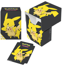 Ultra PRO Deck Box Pikachu 2019