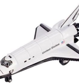 Toysmith Pull Back Space Shuttle