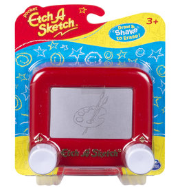 Spinmaster Pocket Etch A Sketch