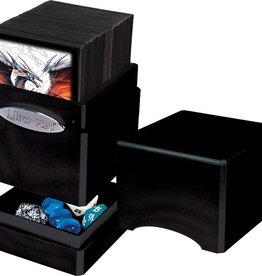 Ultra PRO Deck Box Satin Tower Hi-Gloss Midnight