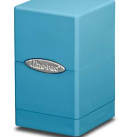Ultra PRO Deck Box Satin Tower Light Blue