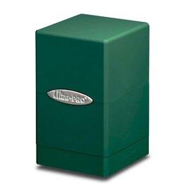 Ultra PRO Deck Box Satin Tower Green