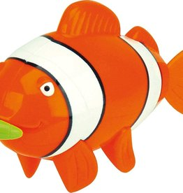 Toysmith Pull-String Clown Fish