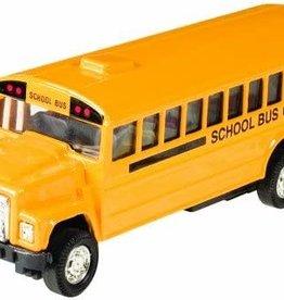 Toysmith Pullback School Bus