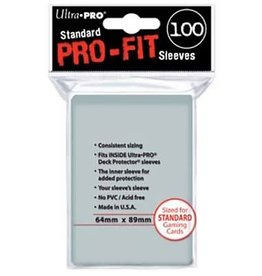 Ultra PRO UltraPro PRO-Fit 100ct Sleeve
