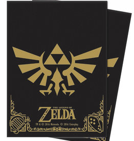 Ultra PRO Zelda Black & Gold 65ct Sleeve