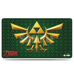 Ultra PRO Playmat: Zelda Green Crest