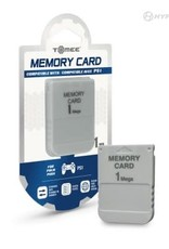 Tomee 1MB Memory Card For PlayStation®