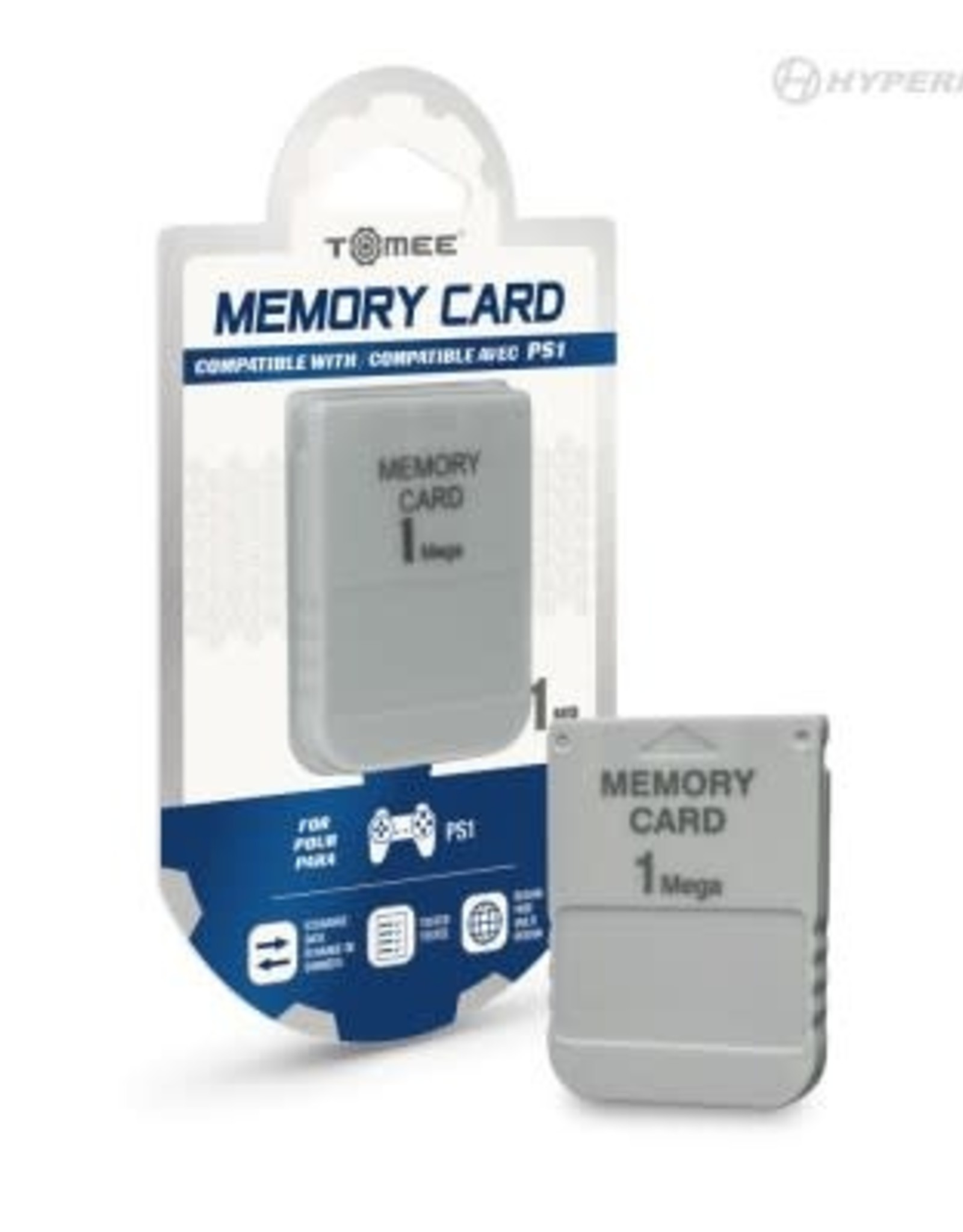 Tomee 1 MB Memory Card PS1