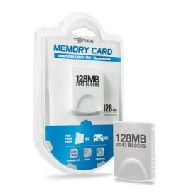 Tomee 128MB Memery Card for Wii/GameCube