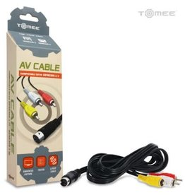 Tomee AV Cable For Genesis® 3/ Genesis® 2