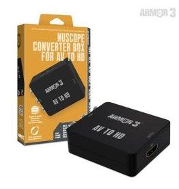 """Armor 3 """"NuScope"""" Converter Box for AV to HD"""