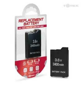 Tomee Rechargeable Battery Pack For PSP 3000/ PSP 2000