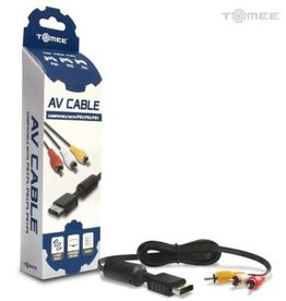 Tomee AV Cable For PS3®/ PS2®/ PlayStation®