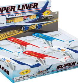 Toysmith Super Liner Plane