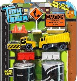 Toysmith Tiny Town Construction Zone