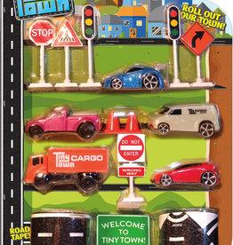 Toysmith Tiny Town Square Set