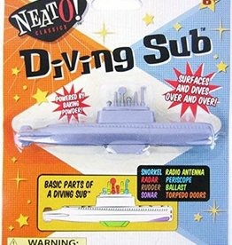 Toysmith Diving Sub