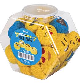 Toysmith Emoji Kick Bags