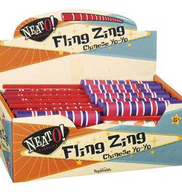 Toysmith Fling Zing