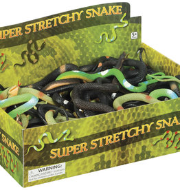 Toysmith Super Stretchy Snakes