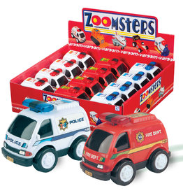 Toysmith Zoomsters Mini Rescue Team
