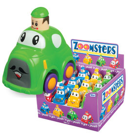 Toysmith Zoomsters Push And Go