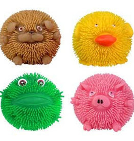 Toysmith Wee Critter Puffs