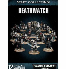 Games Workshop Start Collecting: Deathwatch