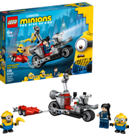 LEGO LEGO Minions Unstoppable Bike Chase