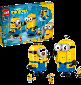 LEGO LEGO Brick-Built Minions and Their Lab