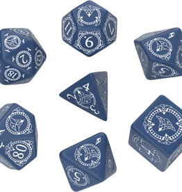 Q-Workshop Hell's Rebels Poly 7 Dice Set